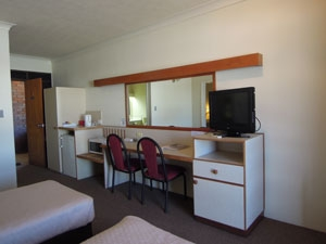 Room 31, Longreach Motor Inn