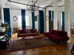 Apartment Vintage, Montreal