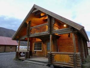 Reykiz Cabin, Brimnes Cottages
