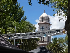 Tamworth Music Festival 2017