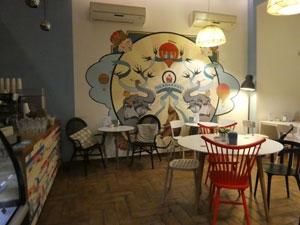 TeaBakery at Mayakovka House Hotel Moscow