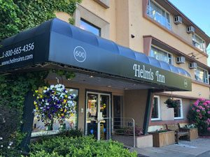 Helms Inn, Victoria, Vancouver Island