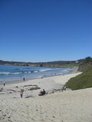 Carmel  Beach, Carmel-by-the-Sea, California