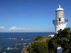 Sugarloaf Lighthouse Seal Rocks NSW