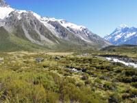 Aoraki-Mt Cook National Park