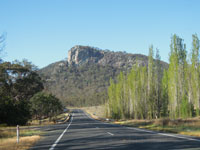 Bluff Rock, Tenterfield